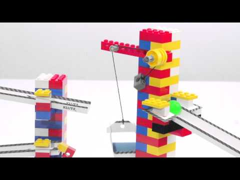 Youtube Video for Chain Reactions Lego Kit - Moving Machines