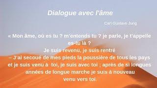 Dialogue avec l'âme