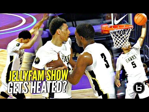 7afefe23f8b5 Gets a Lil Heated JELLYFAM Jahvon Quinerly Show KICKS OFF at City of Palms  Straight DOMINATE play