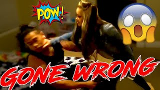 CHEATING PRANK ON GIRLFRIEND GONE WRONG | GETS EXTREMELY VIOLENT