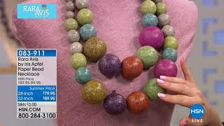 HSN | Rara Avis by Iris Apfel Jewelry 05.16.2018 - 11 PM