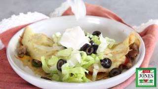 Taco Omelet