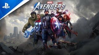 PlayStation Marvel's Avengers – PlayStation Advantage Video | PS4 anuncio