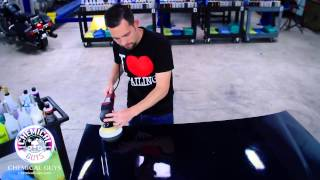 How To: Rotary Polishing Tips & Tricks - Chemical Guys Car Care - Video Youtube