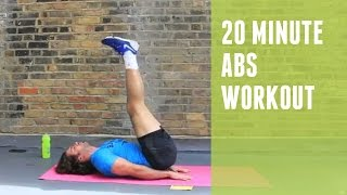 Abs Workout by The Body Coach TV