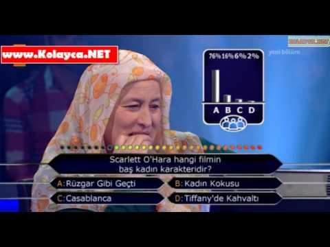 Kim milyoner olmak ister 8 mart 2014 Suzan Koç 334. bölüm