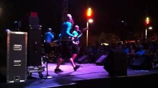 Aquabats Live - 8/30/12 - Shark Fighter