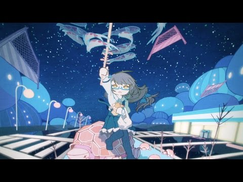 sasakure.UK - Anti-Gravities feat. GUMI / アンチグラビティーズ