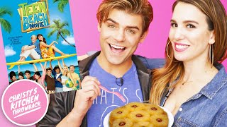 Tanner From Teen Beach Movie Gets Sassy In The Kitchen!