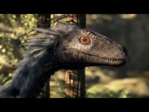 Mesozoico: Quando i Dinosauri erano i dominatori del Mondo(Documentario)