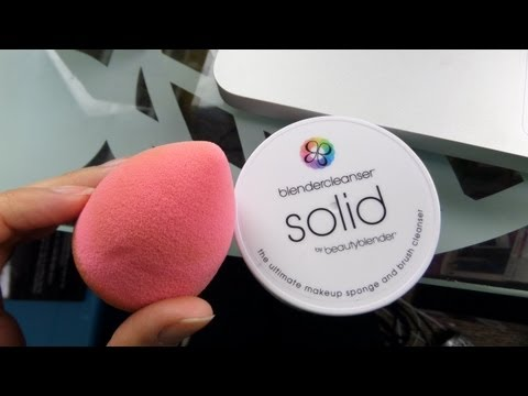 mp4 Beauty Blender Cleanser Solid, download Beauty Blender Cleanser Solid video klip Beauty Blender Cleanser Solid