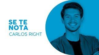 Se Te Nota - Carlos Right | Eurotemazo | Eurovisión 2019