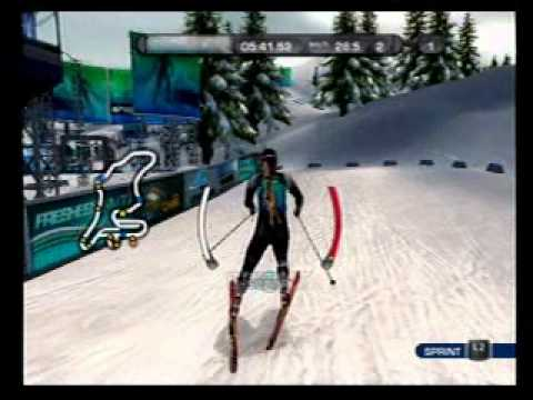 ski and shoot wii iso