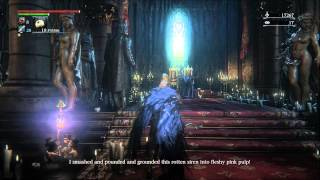 Bloodborne || Alfred's Questline & The Executioners Covenant