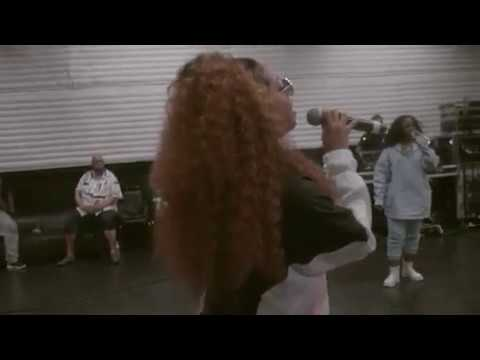 BET Awards | Rehearsal