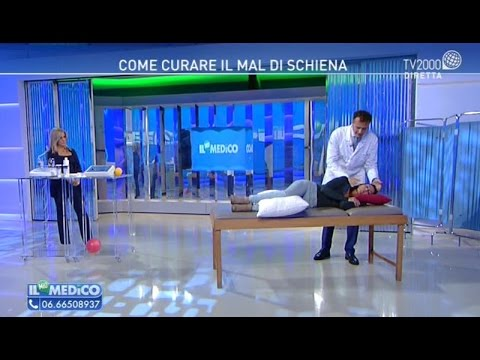 Miele di video massaggio osteocondrosi