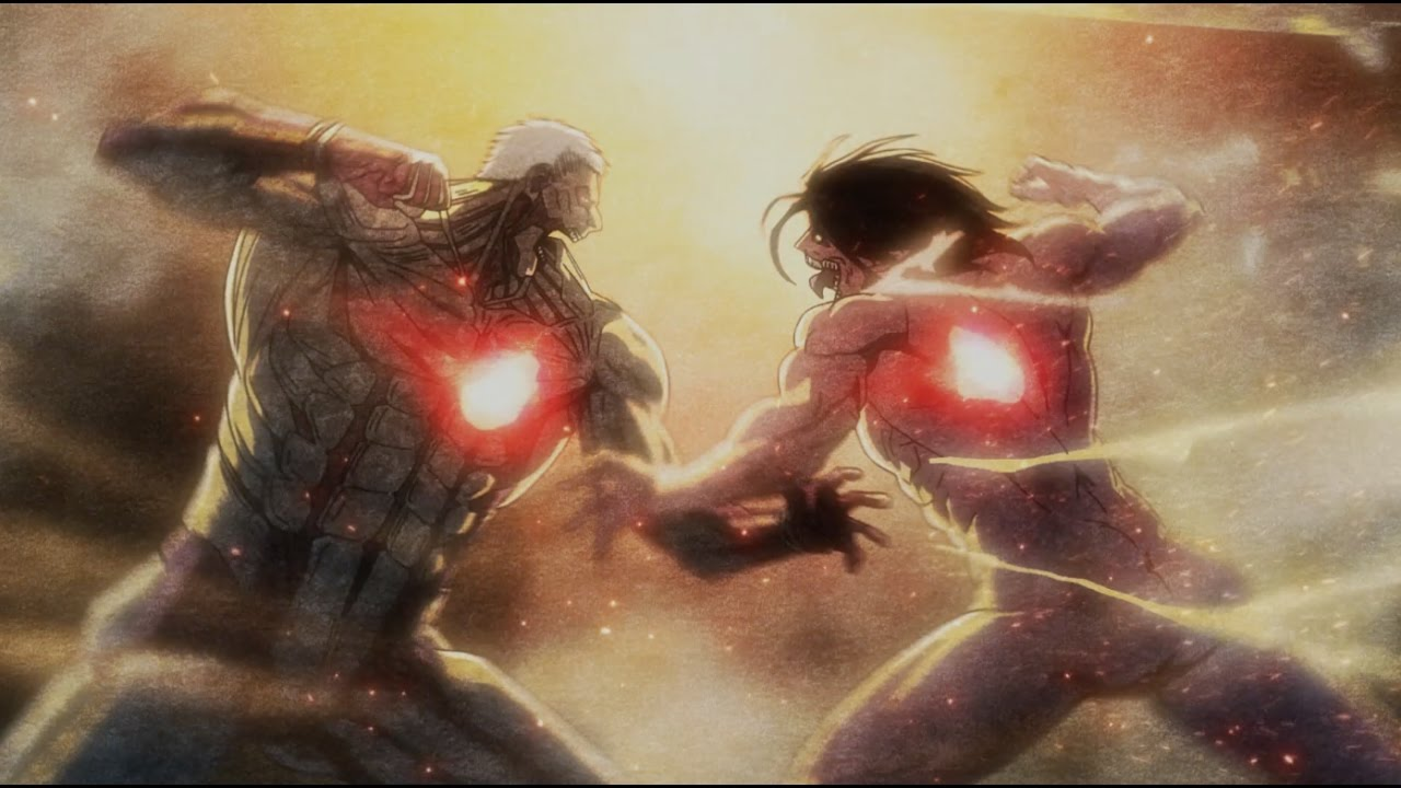 Attack on Titan Season 2 - Shinzou wo Sasageyo by Linked Horizon