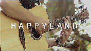 Måns Zelmerlöw-Happyland-Fingersytle Guitar Cover