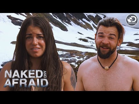 Surviving in the Cold Alaskan Tundra   Naked and Afraid