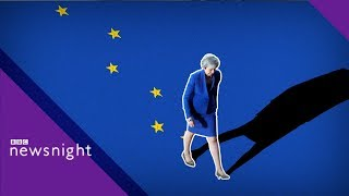 Brexit: National humiliation or just embarrassing?  - BBC Newsnight