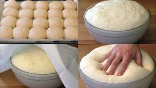 УНИВЕРСАЛЬНОЕ ЧУДО-ТЕСТО ☆ МОЁ ЛЮБИМОЕ! ☆ БЕЗ ЯИЦ И МОЛОКА ☆ Universal yeast dough ☆ Марьяна