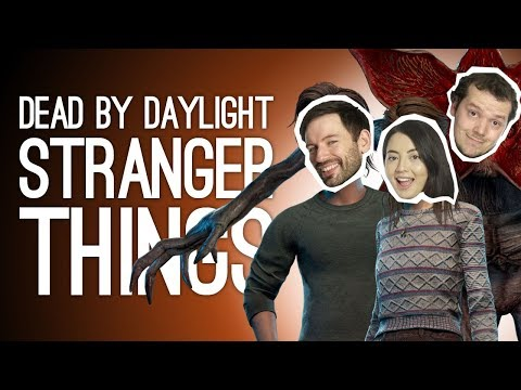 Dead by Daylight Stranger Things!