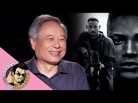 Ang Lee Interview for Gemini Man