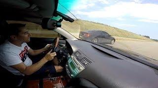 Камри 3.5  vs  Acura 2.0(впуск/выпуск) !!!  Как - так ???