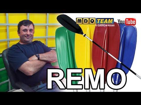Como mejorar el remo para kayak