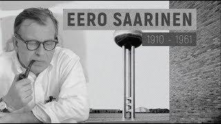 Detroit Designs The World | Eero Saarinen