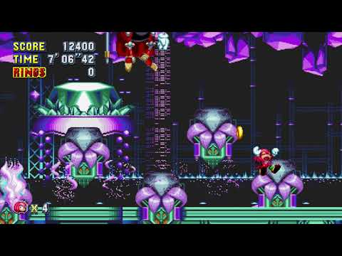 Download Sonic Mania Lava Reef Zone Act 2 Super Knuckles 1080 Hd