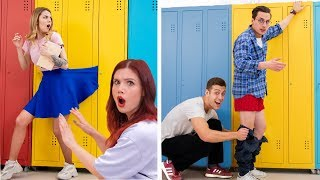 Girls vs Boys Friendship / Real Differences and Funny Situations