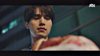 [사망] 이동욱(Lee Dong-wook), 눈앞에서 맞닥뜨린 원장의 죽음 라이프(Life) 1회