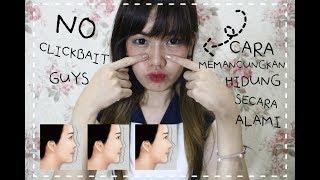 Cara Memancungkan Hidung Secara Alami Dan Permanen | Tips Buat Hidung Mancung