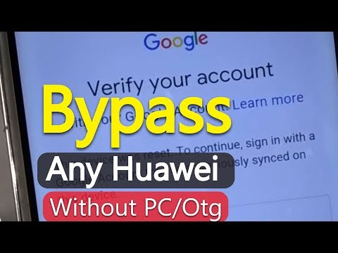 Download How To Bypass Google Account Verification In Any Android
