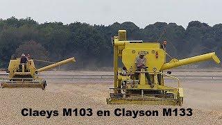 Claeys M103 en Clayson M133