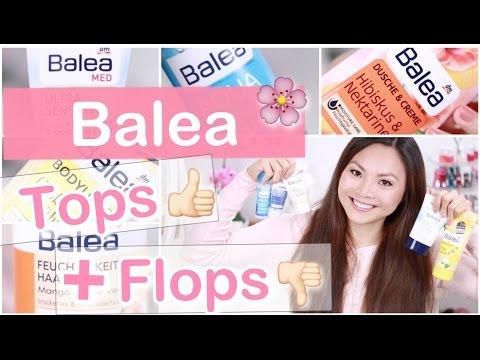 BALEA TOPS + FLOPS | Mamiseelen
