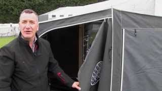 Isabella Awnings Annex 250 Coal Features