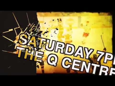 Victoria vs Chiliwack Saturday at The Q