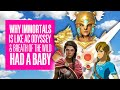 9 Ways Immortals Fenyx Rising Gameplay Combines Breath Of The Wild & Assassin's Creed Odyssey