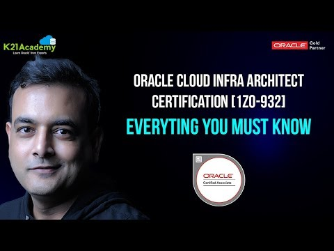 [Video] Oracle Cloud Infra Architect Certification 1Z0-932 Everything ...