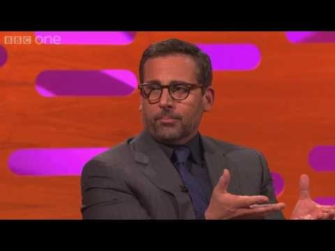 Chris O'Dowd a Steve Carell u Grahama Nortona