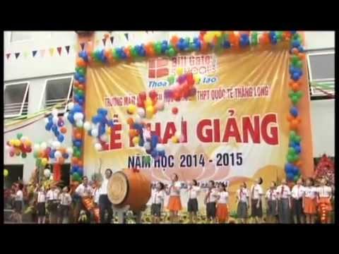 TIN KHAI GIẢNG NĂM HỌC 2014 - 2015 - BGS TRÊN ĐÀI TRUYỀN HÌNH HÀ NỘI