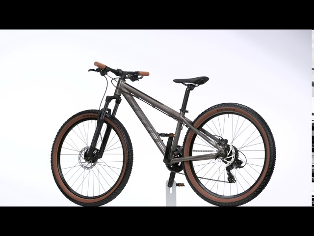 Видео Велосипед Scott Roxter 26 Disc Grey