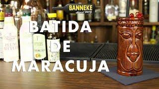 Batida de Maracuja - Batida selber mixen - Schüttelschule by Banneke