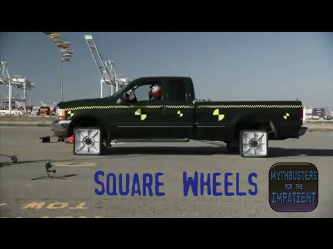 Square Wheels - Mythbusters for the Impatient
