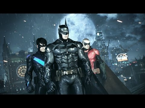 Trailer de Batman Arkham Knight Complete Edition
