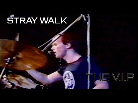 THE V.I.P - STRAY WALK © 1981 THE V.I.P™ (Prague Live 28.2.1990)