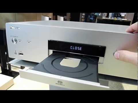 Dizajn Pioneer PD10 PD-10 CD plejera