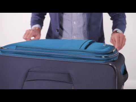 612c74d96 Samsonite ECO-Glide Spinner Medium Expandable Luggage - Canada Luggage Depot